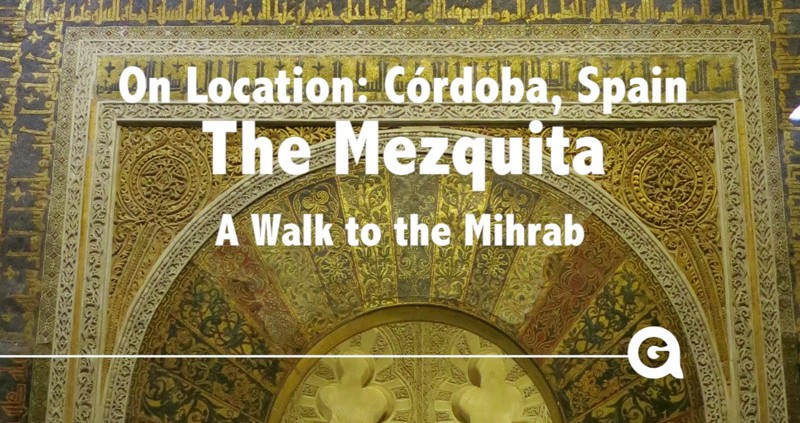 Spain-Cordoba-Mezquita-Video
