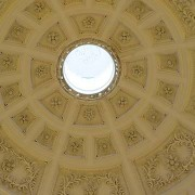 London UK - St. Stephen Walbrook Dome